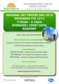 NET Patient Day 2013
